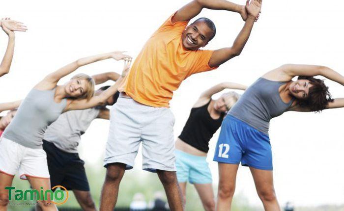 Vận động cơ thể mỗi ngày