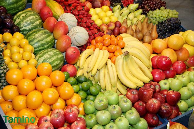 Trái cây rất tốt cho cơ thể