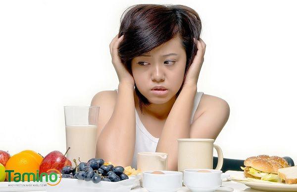 Người bị thiếu cân nặng trầm trọng, kén ăn, mất ngủ
