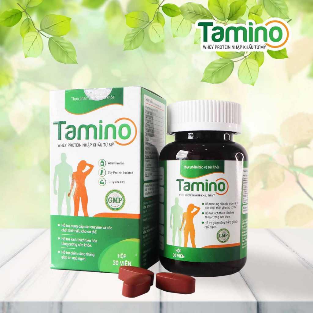 Thảo dược tăng cân Tamino