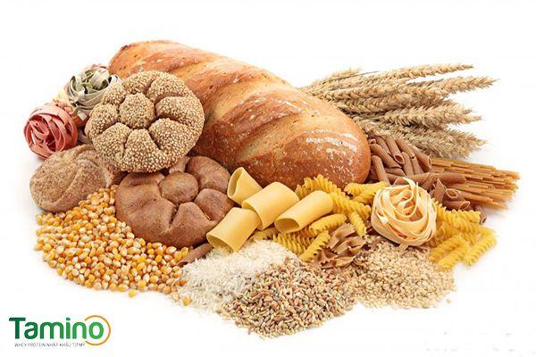 bánh mì, bánh ngọt, khoai tây, khoai lang,…