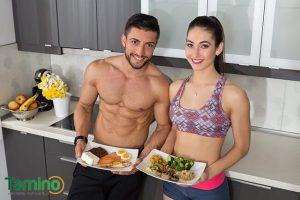 chế độ ăn tăng cân cho người tập gym