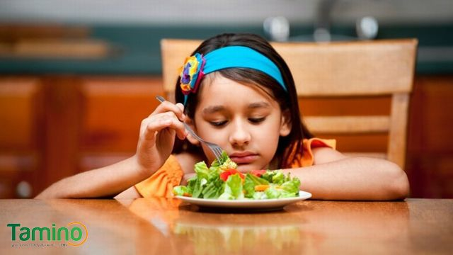 cải thiện tình trạng biếng ăn