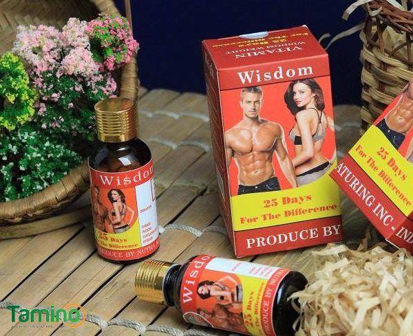 Thuốc tăng cân vitamin wisdom weight có tốt không