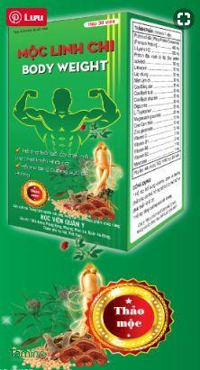 Thành phần của tăng cân mộc linh chi body weight