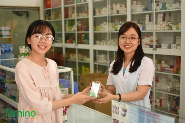 Viên uống tăng cân Tamino đã có mặt tại một số nhà thuốc tại TP. Hồ Chí Minh