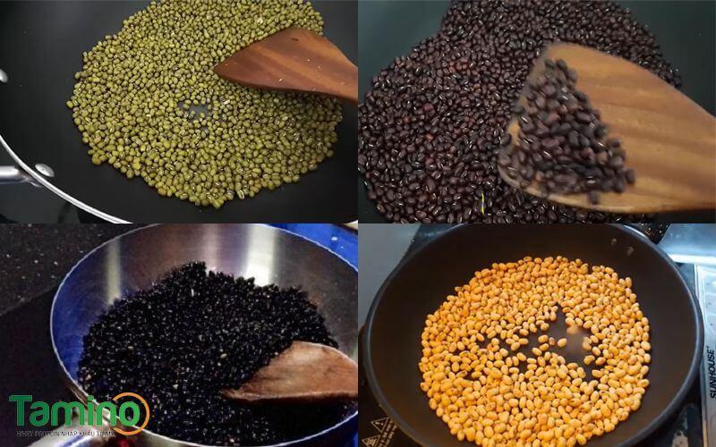 Bắt đay vào làm ngũ cốc tăng cân tại nhà
