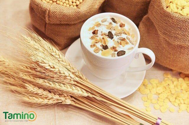 Thời gian uống ngũ cốc tăng cân phù hợp nên uống sau bữa ăn 30 phút, tốt nhất vào buổi sáng và tối.