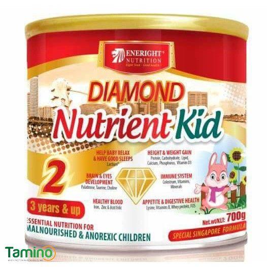Sữa cho bé suy dinh dưỡng Nutrient Kid
