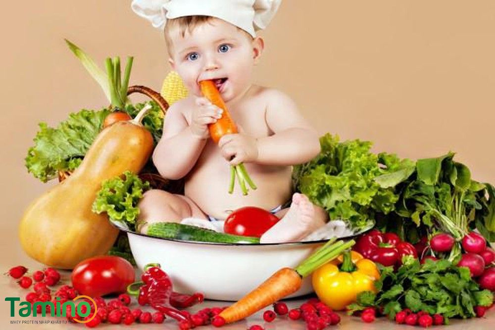 Gợi ý thực đơn cho trẻ suy dinh dưỡng
