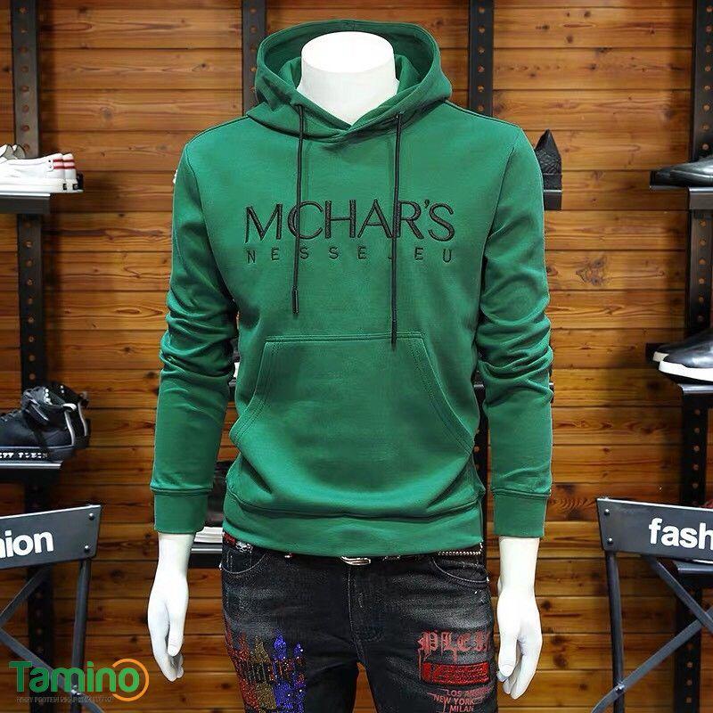 Mẫu áo khoác hoodie