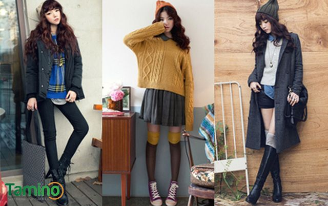 Mặc theo style layering