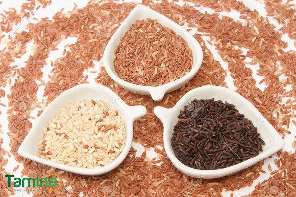 Cách uống bột gạo lứt để tăng cân